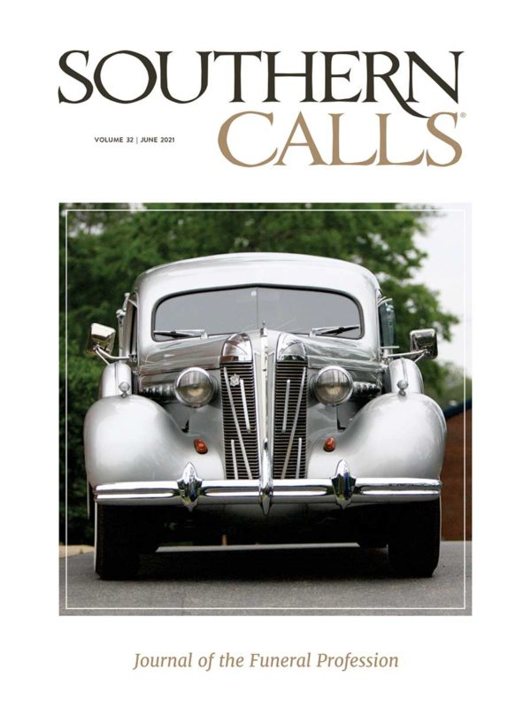 Southern Calls Volume 32, June 2021 Issue