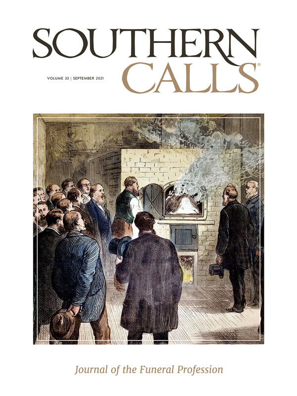 Southern Calls Volume 33, September 2021 Issue
